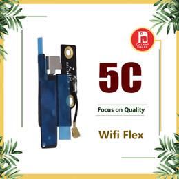 Teléfono flex cinta online-Señal de antena WiFi Cable flexible Ensamblaje de la cinta Reparación Repuesto Nuevo Repuesto Reemplazo de teléfonos celulares para Apple iPhone 5C