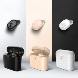 BL1 Bluetooth Écouteur Sans Fil avec Charge Boîte Mode Bonne Qualité invisible mini 700mah Écouteurs Petit Casque Drop Shipping ? partir de fabricateur