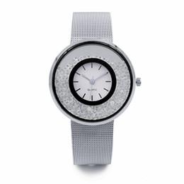 Canada Bague de vague de sables mouvants Ruban Loisirs Général Ladies Watch Alloy Watch Montre en gros Montres-bracelets supplier wholesale ribbon watches Offre