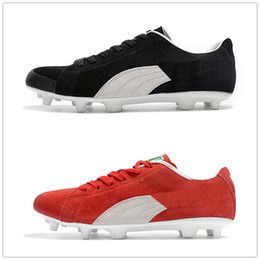 Free Shipping 2019 FUTURE SUEDE 50 hyFG PACK Men s Soccer Cleats Top  Quality Soccer Boots Mens Best Football Shoes 909f450e84e