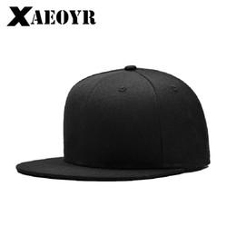 trend-hysteresen Rabatt Hip Hop Hüte Männer Frauen Baseball Caps Hysterese Solide Farben Baumwolle Knochen Europäischen Stil Klassische Modetrend