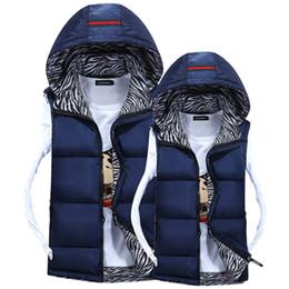 Hombre primavera más tamaño con capucha espesar parkas masculina invierno extraíble chaquetas de abrigo hombres de gran tamaño cremallera caída chalecos sueltos desde fabricantes