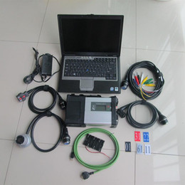 Wholesale Repairs Warranty - for mb star diagnosis 2018 super sd c5 with d630 laptop with ssd all cables ready to use 2 years warranty