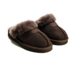 cuir Promotion Haute qualité australie UGG coton chaud pantoufles hommes et femmes pantoufles bottes courtes femmes bottes bottes de neige chaussons botte en cuir