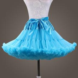 Wholesale Short Black Crinoline - Short Organza Petticoat Crinoline Vintage Wedding Bridal Petticoat for Wedding Dresses Underskirt Rockabilly Tutu Rock and Ballet Skirt