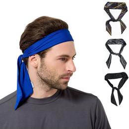 Kadın Erkek Çizgili Katı Kravat Geri Spor Bandı Kaymaz Streç Ter Bantlari Nem Esneklik Egzersiz Yoga Koşu Headbands nereden