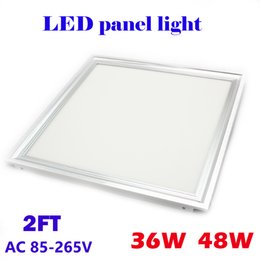 Shop ceiling grid lighting uk ceiling grid lighting free delivery free shipping 2ft led panel lights 36w 48w led downlight led grid ceiling lighting commercial lamp mozeypictures Gallery