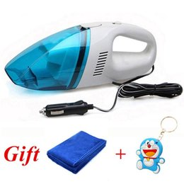 Wholesale Dust Collector Car Cleaner - 12V 60W High Power Mini Vacuum Cleaner For Car Powerful Dust Collector Electrical Appliances Products Automobile Electronics