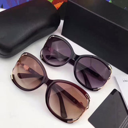 Wholesale Car Sunglasses Case - CH Sunglasses for Women Polarized Sunglass for Women Polarized Uv Protection Sunglasses for Woman Round Holder Car Case with Clip
