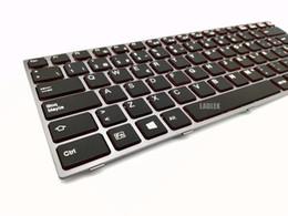 Fujitsu Lifebook CP629209-03 MP-12S16003D85W klavye için yeni İspanyolca Teclado supplier keyboard mp nereden klavye mp tedarikçiler