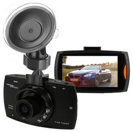 """Автомобильные видеокамеры онлайн-G30 автомобильная камера 2.4 """" Full HD 1080P автомобильный видеорегистратор DVR видеорегистратор Dash Cam 120 градусов широкий угол обнаружения движения ночного видения G-датчик"""