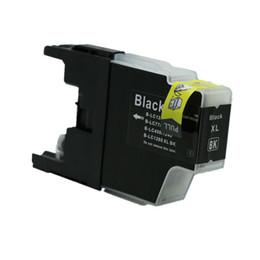 1pc cartouches d'encre d'imprimante noir LC11 LC16 LC38 LC980 LC1100 compatible pour Brother DCP-6690CW DCP-6690CN DCP-J515N DCP-J315W ? partir de fabricateur