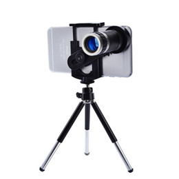 Lente do telefone móvel universal 8x zoom telescópio camera teleobjetiva para iphone 4 4s 5 5c 5s 6 plus samsung galaxy s3 s5 nota 4 de