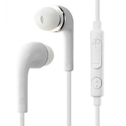 Nota de samsung para auriculares online-3.5 mm Jack auriculares con cable con micrófono Super Bass auriculares auriculares manos libres deporte para Samsung Galaxy S6 S3 S4 Note 3 4 ecouteur