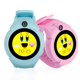 tracker baby Promo Codes - Q360 Kids Smart Watches GPS with Sim Card Camera Child Touch Screen SOS Anti-Lost Monitor Tracker baby watch