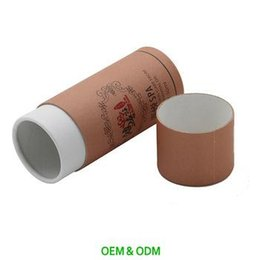 Wholesale Toy Wine Glasses - Oem Full Color Printed Hard Cardboard Packaging Stained Wine Glasses Paper Tube In Shenzhen