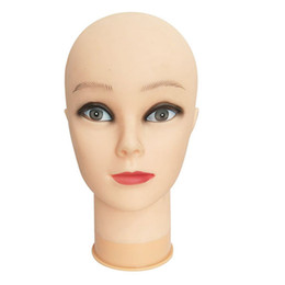 dolls para venda Desconto Real Feminino Modelo de Cabeça Manequim Peruca Chapéu Jóias Display Cosmetologia Manequim de Cabeleireiro Boneca Mulheres Cabeleireiro Manequim Venda