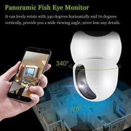 2019 systèmes de surveillance à domicile Home Security Baby Monitor 1080P HD Vision nocturne infrarouge P2P WIFI IP Camera US Plug 2 méga pixels système de caméra de sécurité promotion systèmes de surveillance à domicile