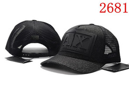 Wholesale Baseball Alumni - New rare fashion AX hats Brand Hundreds Tha Alumni Strap Back Cap men women bone snapback Adjustable panel Casquette golf sport baseball Cap