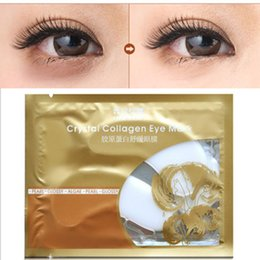 Wholesale collagen mask for eyes - Pilaten Collagen Crystal Eye Mask Anti-puffiness Dark Circle PIL'ATEN Eye Mask Anti Wrinkle Moisture For Eyes Care 2pcs pair
