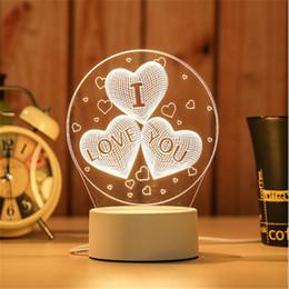 Canada Lampe de bureau 3D petit cadeau lampe USB tactile télécommande originalité confortable lampe de chevet nouveau modèle grande roue petite veilleuse Offre