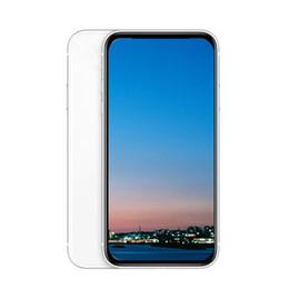Nouveau téléphone de déverrouillage en Ligne-Nouveaux téléphones Goophone XR 6.1inch Quad Core MT6580P Smartphones ID de visage 1G / 16G Montrer un faux téléphone 4G / 256G débloqué Andorid
