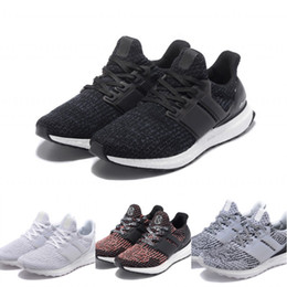 Wholesale Hot For Summer - 2018 TOP mens womens Ultra BOOST 3.0 hot sale high quality running shoes for men sports shoes sneakers