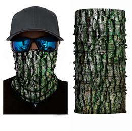 Mr.Kooky 3D Arbre Camo Demi Visage Masque Chaud Vêtements de Chapeau Hommes  Femmes Anneau Magique Écharpe Tubulaire Écharpe Balaclava Coif Sun  Protection ... f81f109a5fd