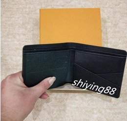 Wholesale Casual Shorts For Women - New Leather luxury for men women bags Wallets Clutch Handbags Famous Brand Shoulder Totes Bag
