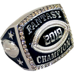 Оптовая 2018 фэнтези футбол чемпионат кольцо TideHoliday подарки для друзей cheap fantasy football от Поставщики фэнтези-футбол