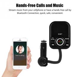 adaptador de antena de rádio do carro Desconto Universal Car DAB / DAB + Rádio FM Adaptador de Antena Receptor Bluetooth Handsfree Carro DAB Player