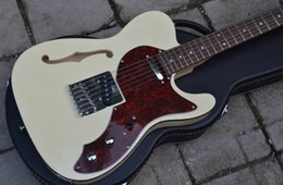 2019 nova guitarra elétrica slash 2013-New Style Telecaster Oco jazz guitarra elétrica Frete Grátis2008