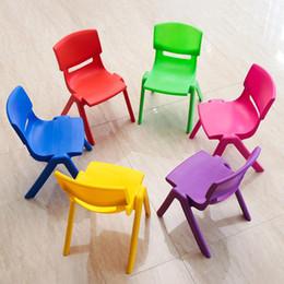 5 PCS H27cm Crianças cadeiras de volta cadeiras de jardim de infância cadeiras bebê tamboretes tamboretes de plástico dobrável tamborete do encosto de