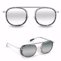 Wholesale smallest round men sunglasses - new fashion designer sunglasses for men LANAI small frame modern and street design styles uv400 lens outdoor protection eyewear