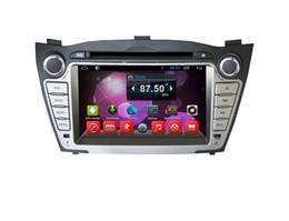 Wholesale hyundai tucson gps dvd - OEM Hyundai Special 2 Din Car DVD Player for IX35 and Tucson with 3G WiFi Internet