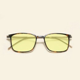 Óculos de carbono de tungstênio on-line-Quadrado De Tungstênio De Aço De Plástico De Carbono Ultra Leve Conforto Homens e Mulheres Bloqueio De Luz Azul Óculos JW