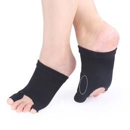 Los mejores calcetines de tobillo de los hombres online-2018 Mujeres Hombres Deportes al aire libre Mejores calcetines de compresión de tobillo para aliviar el dolor de pies y talones mejor que las plantillas Calcetines D40