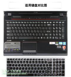клево ноутбуки Скидка 15.6 17.3 дюймов ноутбук клавиатура силиконовый защитный клавиатуры обложка протектор для землян силы P170EM P370EM P570MW к Clevo P150EM