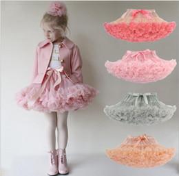 2019 diseñador de ballet Baby Girl Tulle Faldas Vestido de Danza de Halloween Faldas de Ballet Princesa Vestido de Navidad Dancewear Disfraz Ropa de Diseñador de Niños YL664 diseñador de ballet baratos