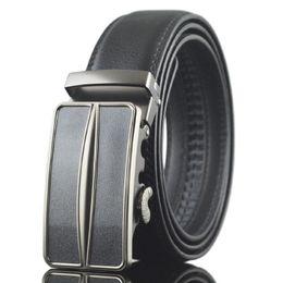Wholesale Leather Beaded Belt 38 - Factory wholesale New Korean version fashion men leather needle buckle beltClothing & Accessories belt for obesityDesigner Belts