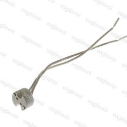 2019 conversor led bulb Conector Fio LED MR16 / GU5.3 / MR11 / G4 / GX53 Tomada LEVOU lâmpada led bases da Lâmpada halógena suporte de iluminação Adaptador Converter EPACKET conversor led bulb barato