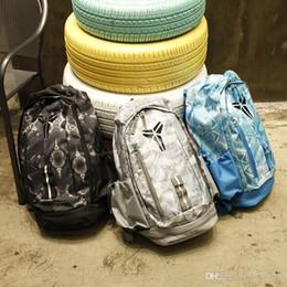 Deutschland KOBE Bag Männer Rucksäcke Basketball Bag Sport Rucksack Schultasche Für Teenager Outdoor Rucksack Multifunktionspaket Marque Mochila Versorgung