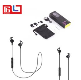 Wholesale Headphones Bluetooth Bass - Bluetooth Headphones Wireless Earphone Magnetic Earphone Super Bass Stereo with Mic for Iphone X S8 phone Free Shipping