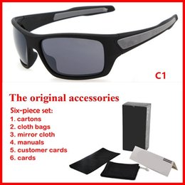 Wholesale Full Fashioned Stockings - In stock! ! Men's sunglasses sunglasses brand fashion outdoor windproof sunglasses with original box 8 color optional