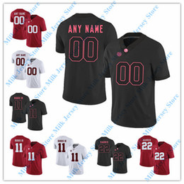 Maglia Alabama Crimson Tide Emil Ekiyor Jr. Jerome Ford Layne Hatcher Josh Jacobs Josh Jobe Patrick Surtain II Tua Tagovailoa Mac Jones Kief da notre dame fighting irish jersey fornitori