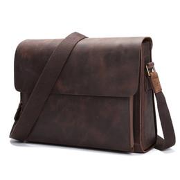 нейлоновая кожаный портфель Скидка Kingsons натуральная кожа мужская сумка корова человек сумка нейлон портфель плеча сумки большой мужской бизнес Crossbody Case