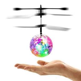 Toptan RC Drone Uçan Top Uçak Helikopter Yanıp Sönen Led Işık Up Oyuncaklar Indüksiyon Elektrikli Oyuncak Drone Çocuklar Çocuklar Için Noel hediyeleri nereden