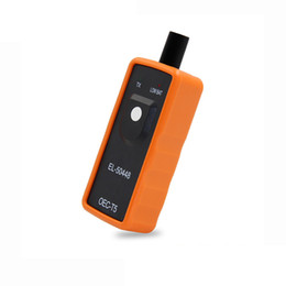 universeller schlüsseltransponder Rabatt LONGFENG Auto Reifendruck Monitor Sensor EL50448 TPMS Aktivierung Werkzeug Für GM / Opel / Ford