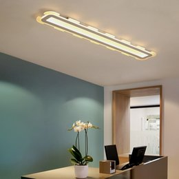 2019 Led Küche Deckenbeleuchtung Leuchten Neues Rechteck Dimmable Führte  Deckenleuchte LED Lampe Moderne