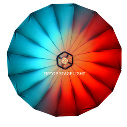 Wholesale Strobe Light Effect - Best Selling New Umbrella Light 20 Inch Background Stage Light,6 Segments Make The Surfave Of The Umbrella Shine Effect